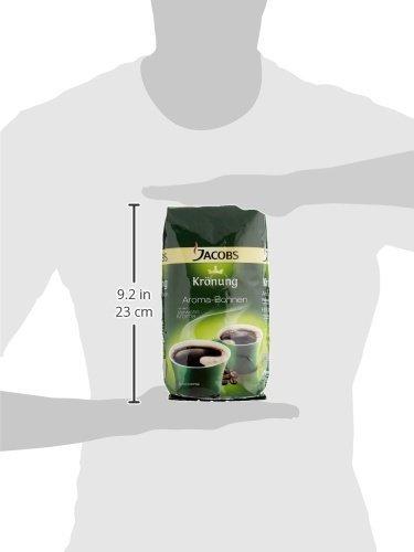 Jacobs Kaffeebohnen Krönung Aroma-Bohnen, 500 g Bohnenkaffee
