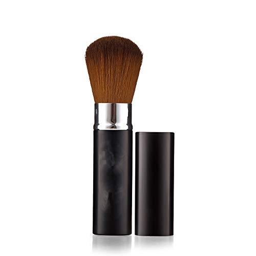 yyy123 Outils De Beauté Télescopique Portable Brosse À Maquillage Brosse À Poudre Lâche Blush Brosse Brosse À Poudre De Miel Brosse Maquillage