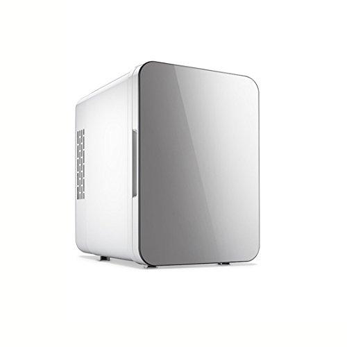 STAZSX Refrigerador del Coche refrigerador del Coche Pequeño refrigerador Mini refrigerador, Gris...
