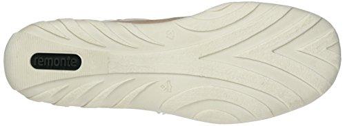 Remonte Damen R3419 Sneakers Pink (Whitenude/Lightrose-Silver/Rose / 31)