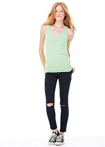 Bella CanvasHerren Top Neon Green