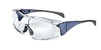 Honeywell 1027608 Overspec Blue, Clear Hc Large Safety Goggles 0