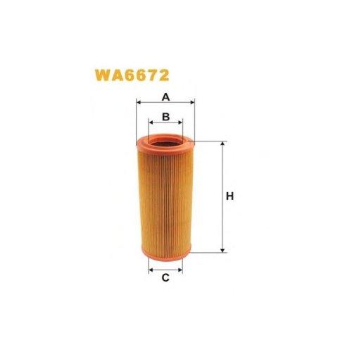 Wix Filters WA6672 Filtro aria