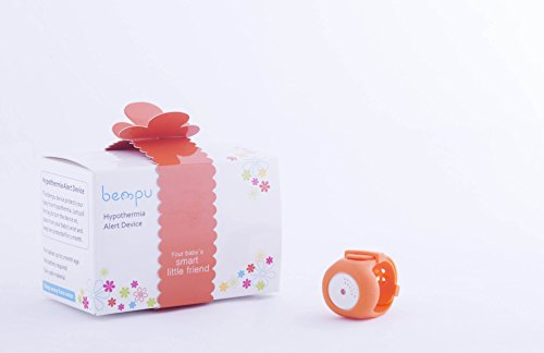 BEMPU TempWatch - Hypothermia/Low Body Temperature Monitor Device for  Small, Low Birth Weight Babies