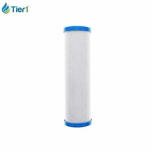 Tier1Culligan D30, ge FXULC FXUVC vergleichbar 0,5Mikron 10x 2,5Radial Flow Carbon Wasser Filter (Culligan-wasser-filter)