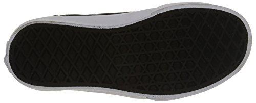 Vans Y Milton Skulls, Unisex-Kinder Sneakers Schwarz (f15 Skulls/black/white)