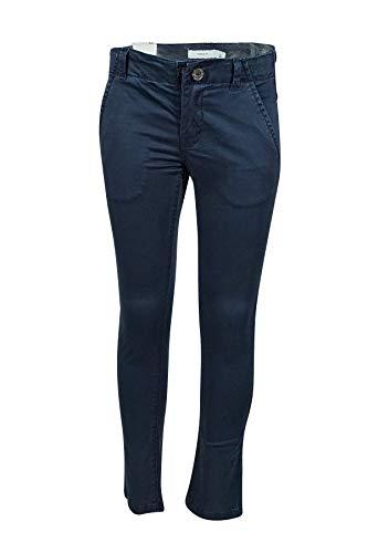 NAME IT Jungen Chino Hose Nittimber dunkelblau, Größe:146, Farbe:Dark Sapphire (Boy Teen Outfits)