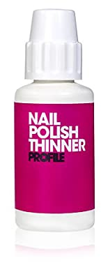 Profile Nail Polish Thinner Prolongs Polish Use 30ml