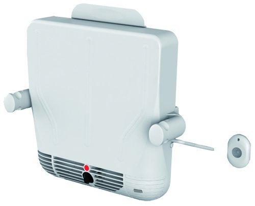 Voltman CPG000100 - Radiador para toallas (800 W)