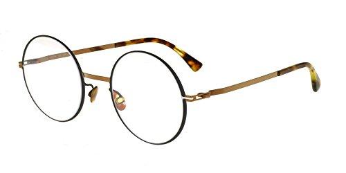 Mykita Brillen VILDE BLACK SHINY COPPER Damenbrillen
