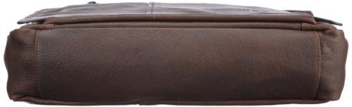 Sansibar Scirocco B-059 SC 05, Sac à main mixte adulte brun (expresso)