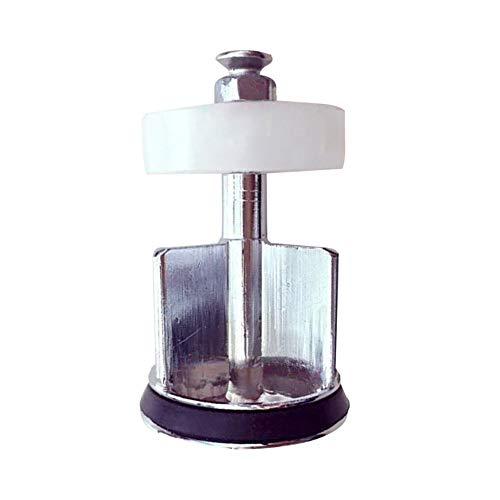 38 mm Abflussstopper, Wasserstopper, Küchenbadewanne, Waschbecken, Ablaufgarnitur, Pop-Up-Stöpsel, verstellbare Längenbereich für Badezimmer, Küche
