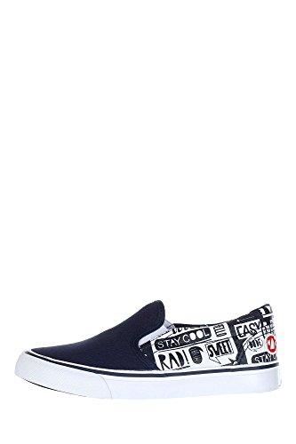 Murphy & Nye, Jungen Sneaker, blau - blau - Größe: 34
