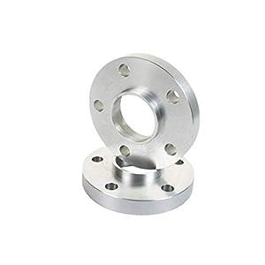 20 mm pro Scheibe // 40 mm pro Achse inkl T/ÜV-Teilegutachten Spurverbreiterung Aluminium 2 St/ück