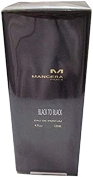 Black to Black by Mancera 120ml Eau de Parfum