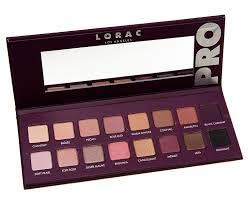 LORAC PRO Palette 4 Chantilly Rose