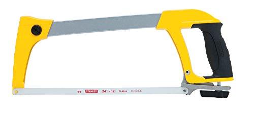 Stanley 1-20-110 Turbocut Scie à métaux bimatiere 300 mm