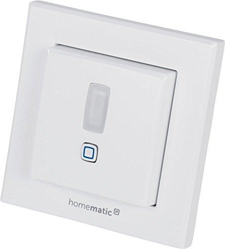 reguladores Homematic IP HmIP-FDT Externo Regulador de Intensidad Color Blanco Regulador de Intensidad, Externo, Color Blanco, IP20, 50 Hz, 80 VA