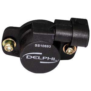DELPHI SS10693-12B1 Sensor, Drosselklappenstellung Drosselklappensensor, Drosselklappenpotentiometer