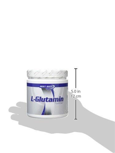 3150se1ZtqL - Best Body Nutrition Amino Acids L-Glutamine Powder - 250g, 250g