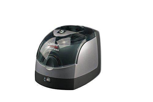 Oxford Ultrasonic Universal Shaver Cleaner- Ultraschallreinigungsgerät- ideal für alle Bart- und Haarpflege-Geräte- reinigt hygienisch sauber- TÜV/CE-zertifiziert- mit 24+12 Monate OxfordPlus-Garantie