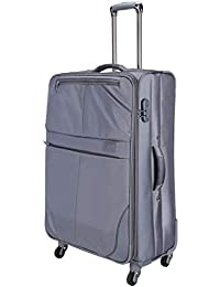 2f3a82209022 Nasher Miles Brunei Soft-Sided Check-in Luggage Bag 24 inch