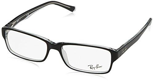 Ray-Ban RAYBAN Herren Brillengestell 5169, Schwarz (Black), 54