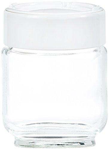 Moulinex A14A03 - Set de 7 recipientes de cristal con tapa para yogurtera Yogurta