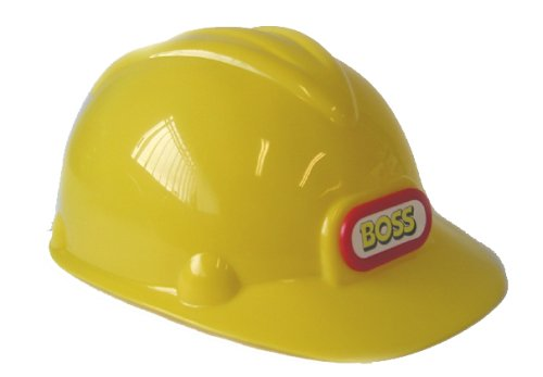 Boss Construction Helmet - Child...