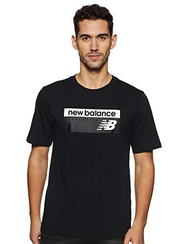 -Shirt Athletics Banner Tee schwarz (15) L ()