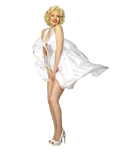 Kleid Marilyn Kostüm Monroe Neckholder - Lizenziertes Marilyn Monroe Neckholder Kleid L
