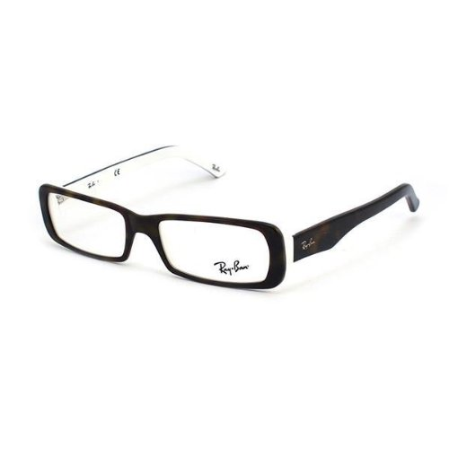 Ray Ban RX 5210 Top Havana on White (rx5210-2499)-51 51