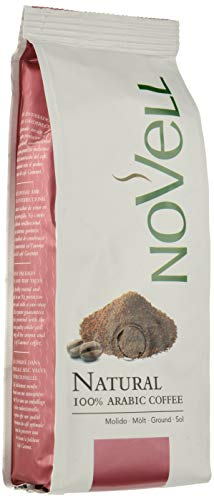 Cafes Novell Café Natural Molido - 4 Paquetes de 250g