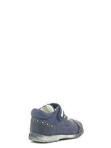 Primigi , Chaussures de ville à lacets pour garçon Bleu