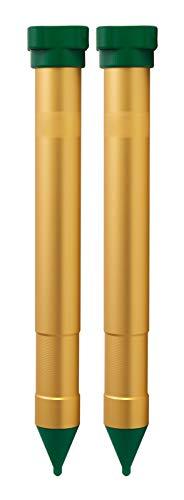 Gardigo Vibrasonic 700512 Repellente Ultrasuoni per Talpa con Vibrazione Ideale per Allontanare...
