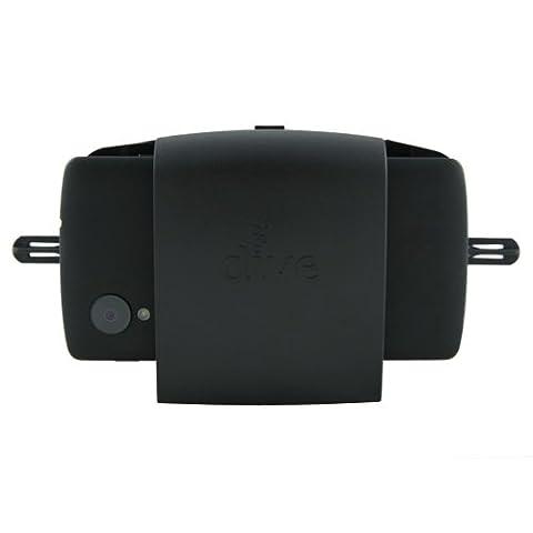 Durovis Dive 5 - Virtual Reality Headset - VR-Set für 3D-Games, Filme, Videos, Apps aus Google Play und iTunes-Store - für Android- & iOS-Smartphones: Apple / Samsung / LG / Sony / Huawei / HTC