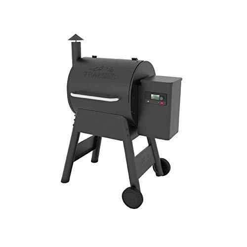 Traeger Barbecue A Pellet PRO D2 575 Nero