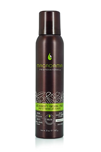 Macadamia Professional Anti-Humidity Finishing Spray Capelli - 142 gr
