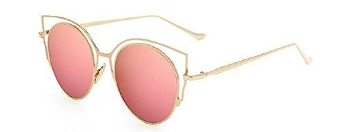 Embryform Damen Polarisierte Sonnenbrillen Stilvolle UV402 Sonnenbrillen für Brillen