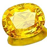 #6: Swasti Retail 7.25 Ratti Natural Certified Yellow Sapphire Pukhraj With Lab Certificate For Unisex