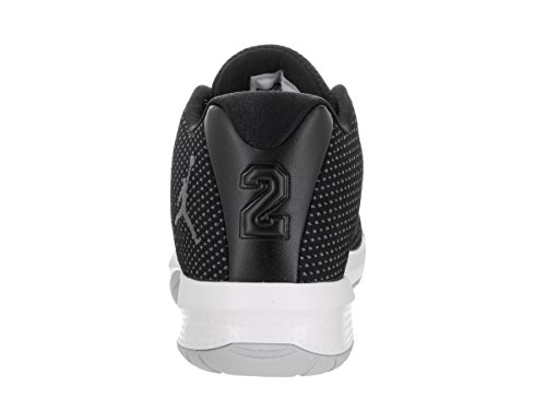Nike Jordan B.Fly (GS) Kinder Basketballschuhe Schwarz (Black/White/Dark Grey/Pure Platinum)