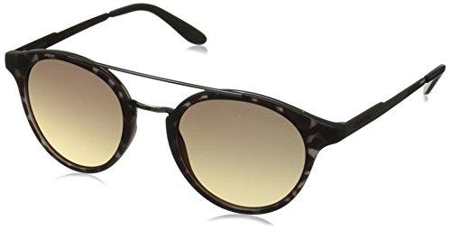 Carrera Unisex-Erwachsene 123/S FI W1G Sonnenbrille, Grau (Gryhvn Dkrut/Dk Grey Ds Charcoal), 49