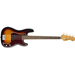 Squier by Fender Classic Vibe 60's Precision Bass – Laurel