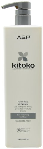 Purify & Control by Kitoko Purifying Cleanser Shampoo 1000ml