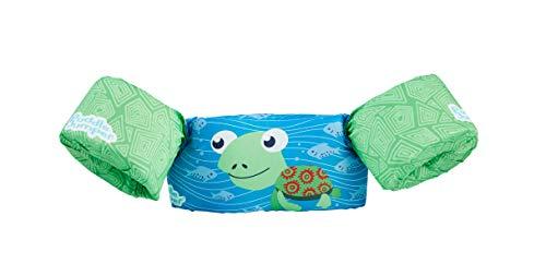 Sevylor Schwimmflügel Puddle Jumper für Kinder und Kleinkinder von 2-6 Jahre, 15-30kg, Schwimmscheiben, schildkröte