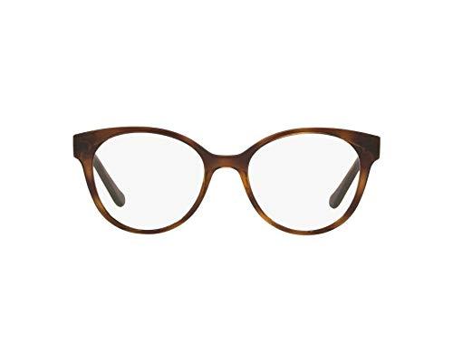 Ray-Ban Damen 0VO5244 Brillengestelle, Braun (Dark Havana), 51