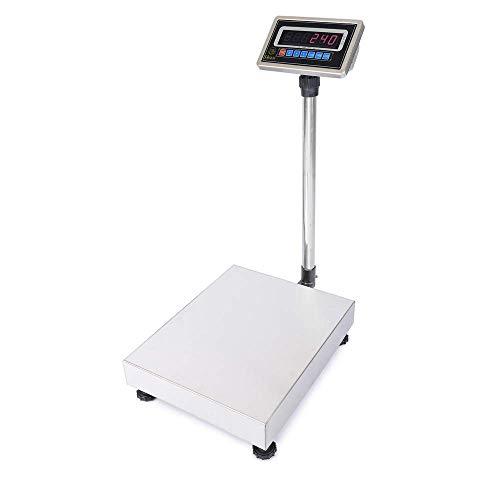 Cablematic - Balanza industrial plataforma 30x40cm