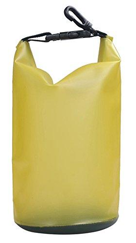 LiLiRoseuk Farbige Driften wasserdichte Tasche für Boot und Kajak Angeln Rafting Schwimmen Campin Kanu fahren 2L gelb