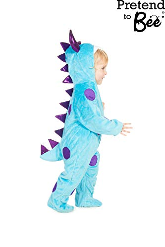 Monster Fancy Dress Party Halloween Onesie Costume Babies Toddlers 6-12 Months by Pretend to Bee ()