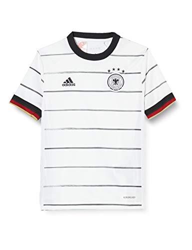 adidas Jungen DFB H JSY Y T-shirt, weiß, 152